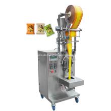 Einbahnige Granulat-Verpackungsmaschine für die rückseitige Versiegelung