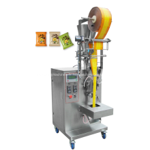 Machine à emballer de granulés à voie unique pour le scellage arrière