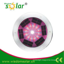 Unique CE RGB color changing underground solar lighting,understand lamp(JR-3210 Series