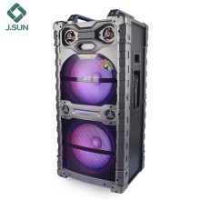 Portable speaker power bank outdoor pa system