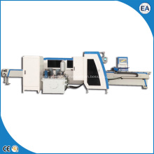 Máquina Hidráulica CNC de Perfuração e Corte