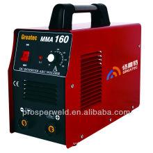 A maioria quente popular vendem a máquina de soldadura de arco de fase única MMA-160
