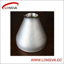 Réducteur concentrique en acier inoxydable 304 sans soudure