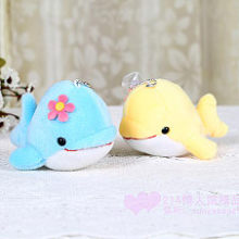 Plush Tiny Whale Toy