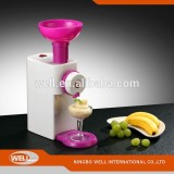 Mini Home use automatic soft ice cream maker