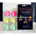 Alibaba express birthday candle color flame candle
