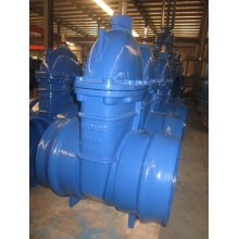 Socket End Resilient Gate Valve, Non-Rising Stem, SABS664/665