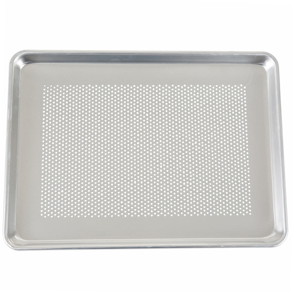 Aluminum Alloy Perforated Baking Pan