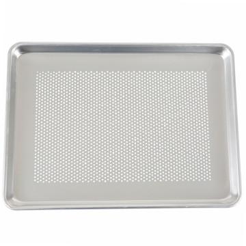 Pan de feuille en aluminium perforé