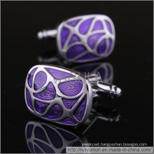 VAGULA Fashion Shirt Purple Cufflinks (Hlk31612)