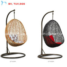 2016 Patio Living Room/Garden Chair Rattan Rock Garden Swing