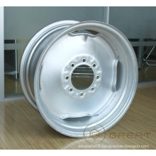 hot dipped galvanizing steel irrigation wheel agriculture W8x24