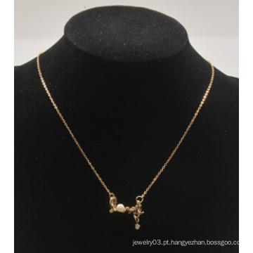"""Dia dos namorados """"amor"""" com o colar de diamantes (xjw13556)"""