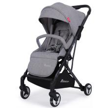 Carrinho de bebê dobrável gêmeos carrinho de criança ultraleve guarda-chuva