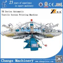 Multi-Color Screen Printing Equipment