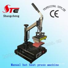 8*15cm Manual Hat / Cap Heat Press Machine Cap /Hat Heat Transfer Machine Stc-Km04