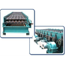 QJ 15-225-900 automatic colored steel roofing roll forming machine