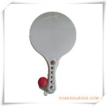 Conjunto de oferta de promoção para raquete de praia de plástico (OS05008)