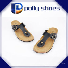 Summer Popular Style Men PU Soft Slipper