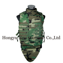 High Performance Camouflage Military Body Armor (HY-BA001)