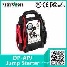 Multifuncional 12ah Car Jump Starter com compressor de ar
