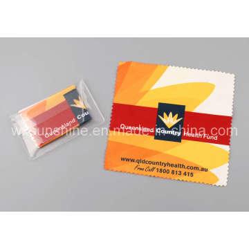 Pano de limpeza de microfibra (SE-018)
