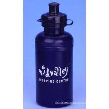Bouteille d'eau en plastique minérale en plein air BPA Free Water Proof