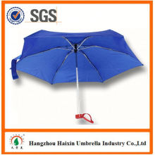 Professional usine Cheap Wholesale Custom Design parapluie pliable avec une offre compétitive
