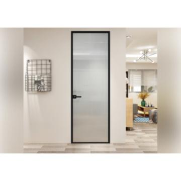 Luxuriöse Badezimmertüren aus Eichenholz