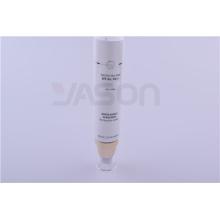Embalaje de plástico cosméticos Pearly Tubo de bomba sin aire