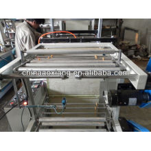 Computer control rolling T-shirt & flat bag making machine plastic bag making machine in india