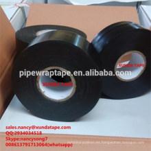cinta de polietileno y imprimación anticorrosión