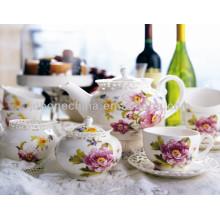 Европейский западный стиль ужина набор кофе керамические кружки