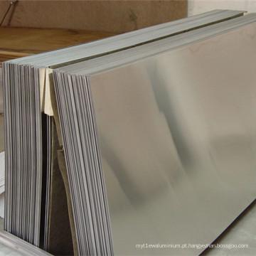 Folha de alumínio 3A21