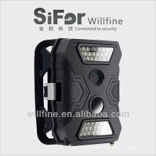 2.6 série 5/8/12 MP 720 P vídeo 3G & Wifi SMS / mms / gsm / GPRS / mini hd kamera smtp