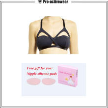 Sportswear Gym Fitness Moisture Wicking Femme Sporta Bra