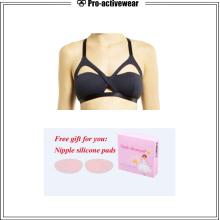 Sportswear Gym Fitness Moisture Wicking Women Sporta Bra