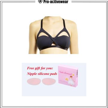 Sportswear Fitness Fitness Moisture Wicking Mulheres Sporta Bra