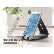 Base de tablette en aluminium support de téléphone flexible