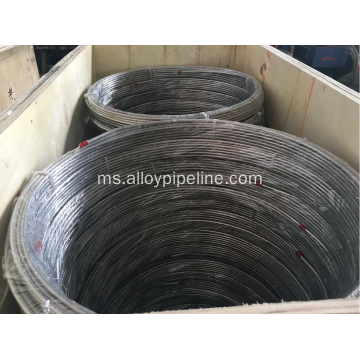 6.35MM 20 SWG Cerah Annealed Coiled Tubing S30908