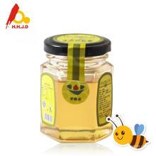 Gesunder reiner Bienenakazienhonig