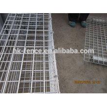 Fabricion profissional da fabricação da venda quente Gabion / malha soldada Gabion