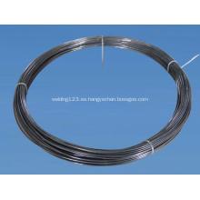 Alambre de tungsteno puro W1 en bobina