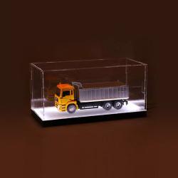Clear Acrylic Plastic Toy Display Memorabilia Showcase