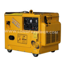 5.5kw / 5.5kVA Portable New Type Super Silent Gasoline Generator
