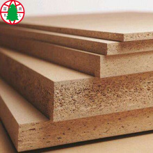 China for 18Mm Melamine Particleboard Moisture Resistant HMR Melamine Particle Board supply to Belize Importers