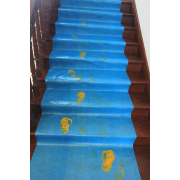 Waterproof Self Adhesive Hard Floor Protector From Paint