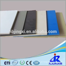 Folha de PVC rígida