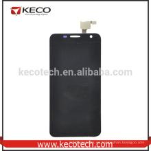 Pantalla LCD con pantalla táctil digitalizador Asamblea para Alcatel One Touch Idol Mini OT6012 Reemplazo