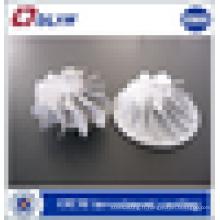 Fabriquer en Chine des roues de pompe à eau en fonte d'acier inoxydable OEM